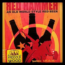 PW red hammer