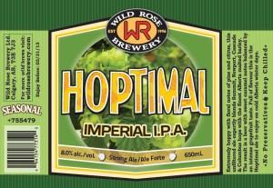WR HOPTIMAL Imperial I.P.A.