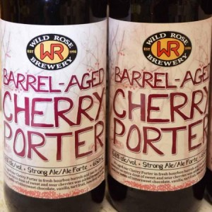 WR barrelaged porter