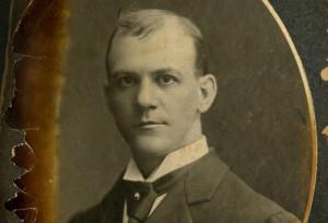 A young John Sleeman