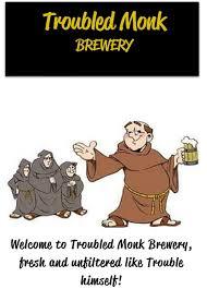 An Older Troubled Monk Design. Newer branding TBA.