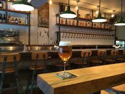 The bar at Isle de Garde