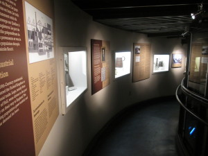 The museum at BDT