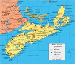 novascotia map
